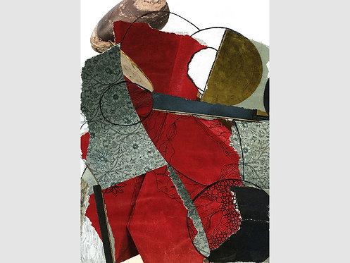 Collage Art - 55 (print)