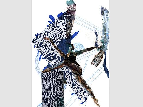 Collage Art - 21 (print)