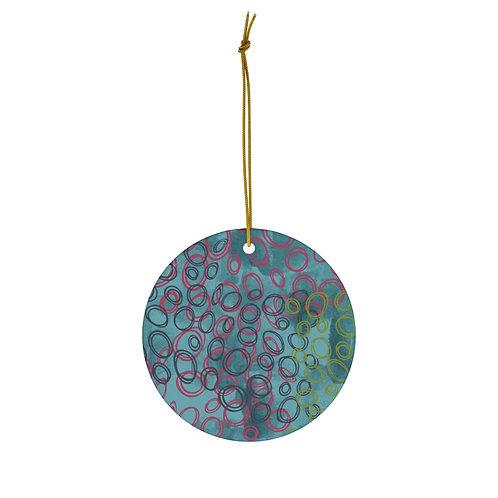 Cool Circles Ornament
