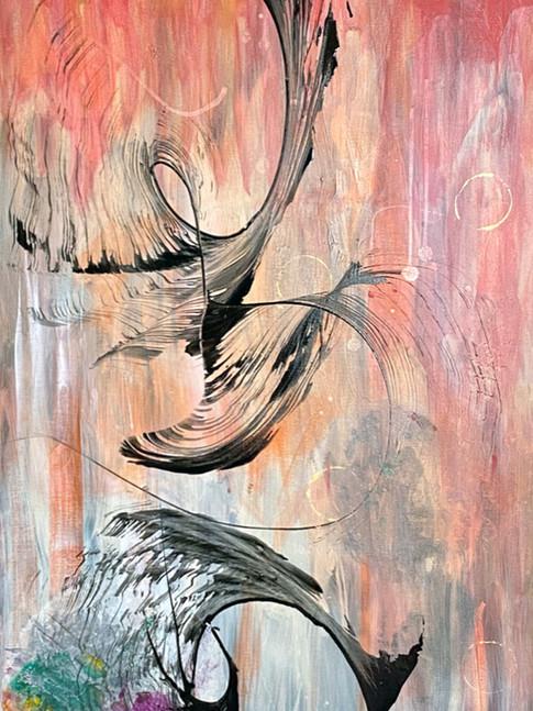 in flight artworks