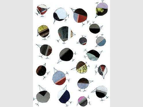Collage Art - 34 (print)