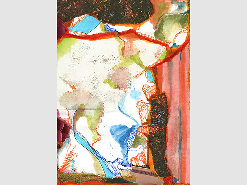 Collage Art - 51 (print)