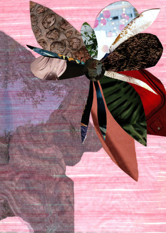 Abstract Collage Art 36
