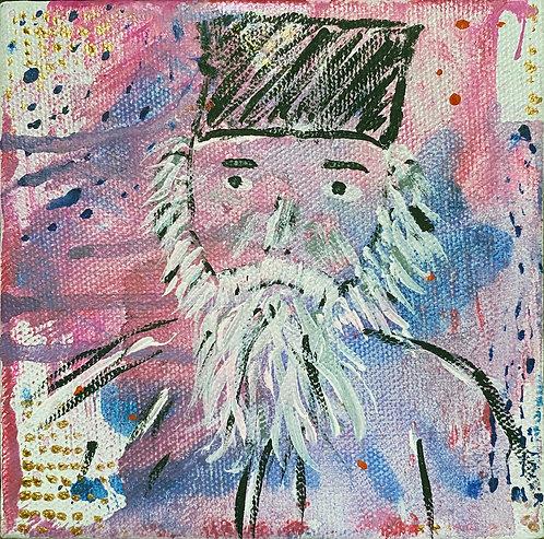 Rabindranath Tagore Portrait - 2