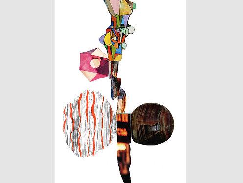 Collage Art - 19 (print)