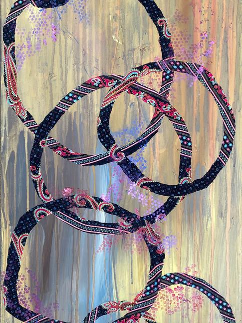 Circle Paintings