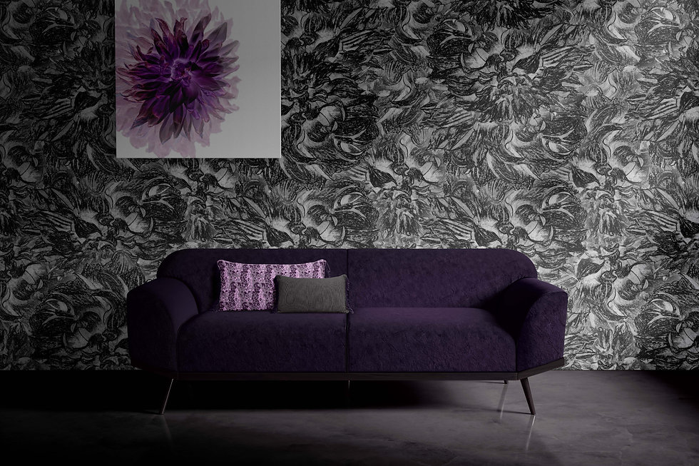 home décor patterns and art by Studio Rita Patel