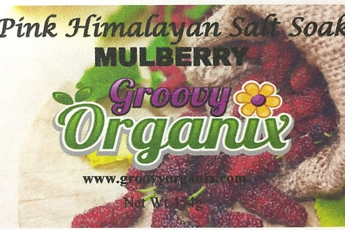 Salt Soak -Mulberry
