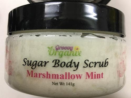 Sugar Body Scrub- Marshmallow Mint