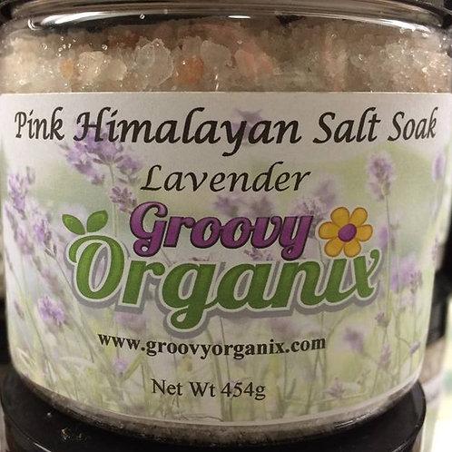 Salt Soak - Lavender