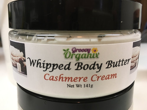 Whipped Body Butter- Cashmere Cream
