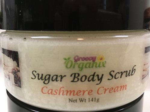 Sugar Body Scrub- Cashmere Cream