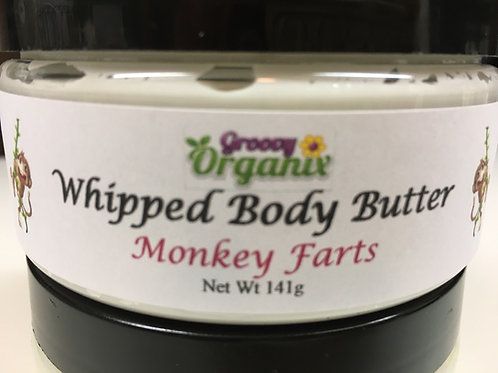 Whipped Body Butter- Monkey Farts