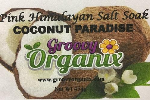 Salt Soak -Coconut Paradise