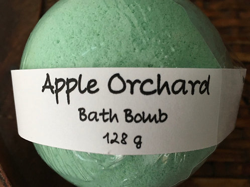 Apple Orchard Bath Bomb