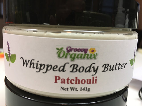 Whipped Body Butter- Patchouli