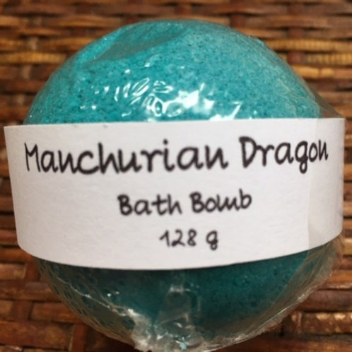 Manchurian Dragon Bath Bomb