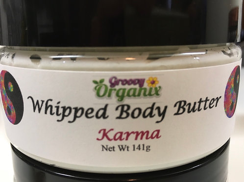 Whipped Body Butter- Karma