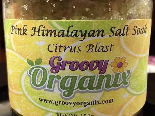 Salt Soak - Citrus Blast