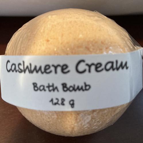 Cashmere Cream Bath Bomb