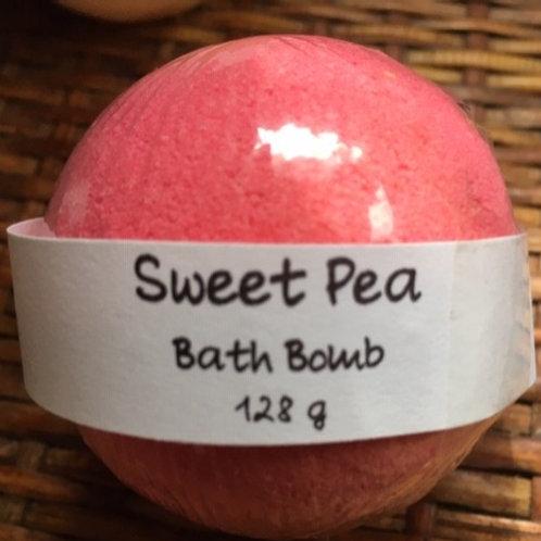 Sweet Pea Bath Bomb