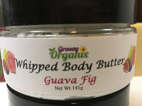Whipped Body Butter- Guava Fig