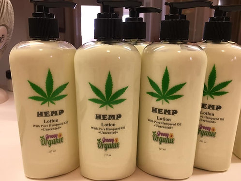 Hemp Lotion- other scents