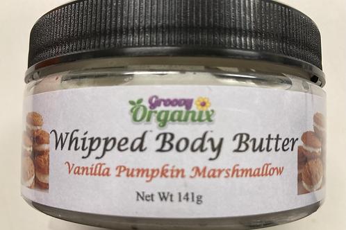 Whipped Body Butter-Vanilla Pumpkin Marshmallow