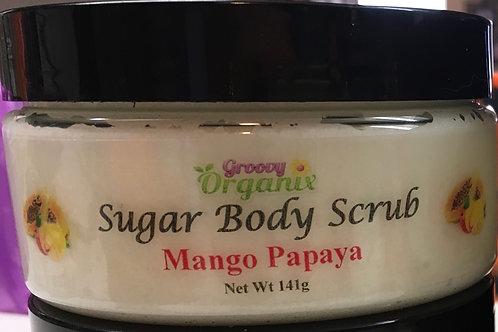 Sugar Body Scrub- Mango Papaya