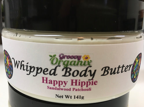 Whipped Body Butter- Happy Hippie