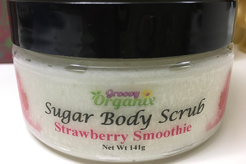 Sugar Body Scrub-Strawberry Smoothie