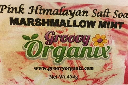 Salt Soak -Marshmallow Mint