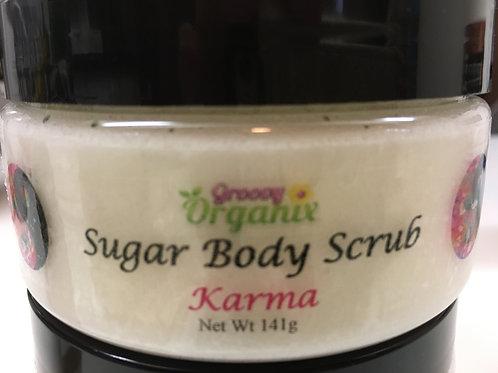 Sugar Body Scrub- Karma