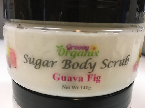 Sugar Body Scrub- Guava Fig