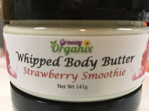 Whipped Body Butter - Strawberry