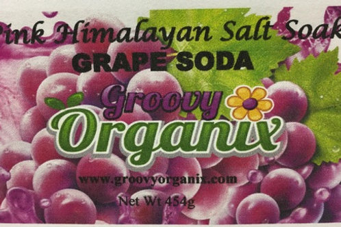 Salt Soak -Grape Soda