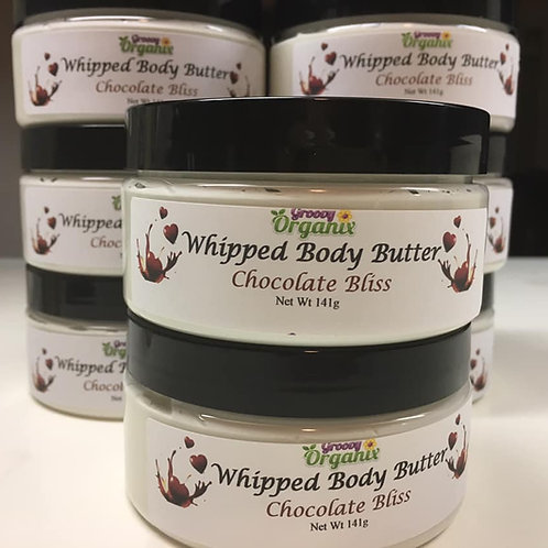 Whipped Body Butter-Chocolate Bliss