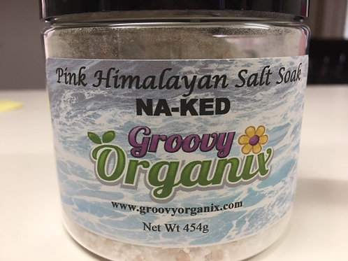 Salt Soak -Unscented