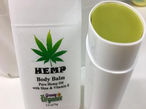 Hemp Body Balm