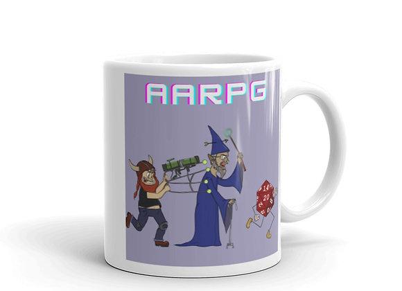 The AARPG Podcast Mug