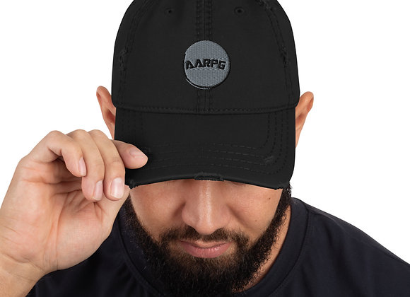 AARPG Podcast Distressed Dad Hat