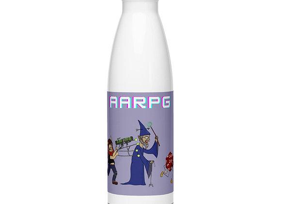 AARPG Stainless Steel Water Bottle