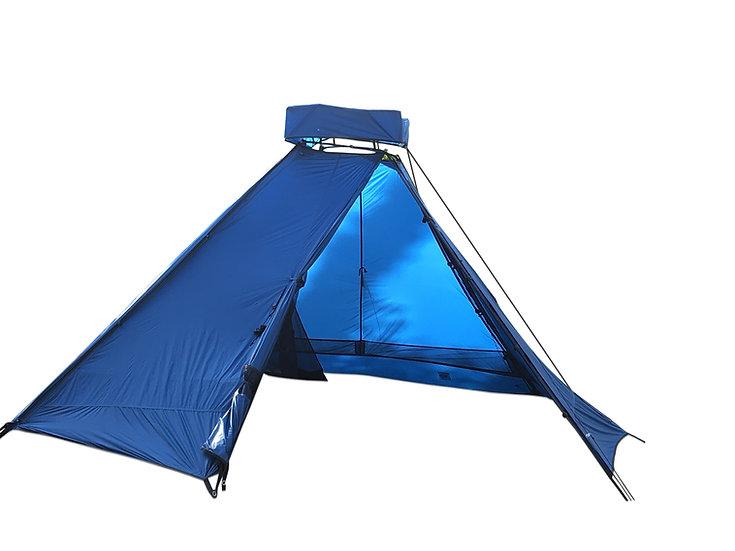 The Pathfinder - A Versatile 4-Season Tent