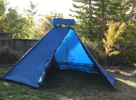 """How To Set Up The """"Pathfinder"""" Tent"""