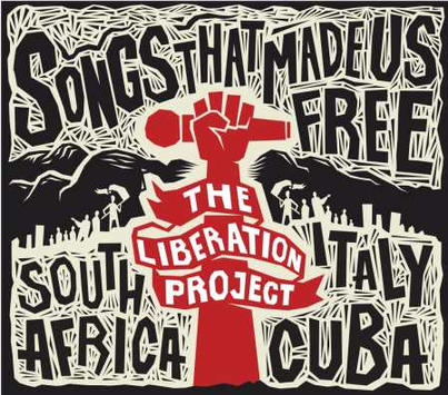 Liberation Project CD Cover