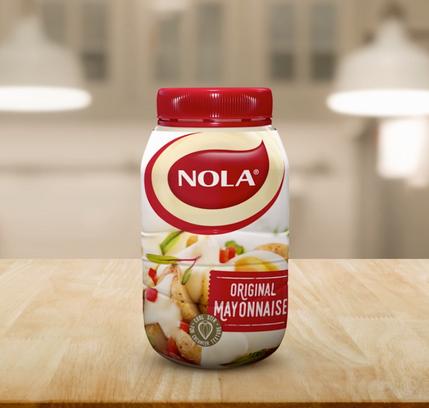 Nola Mayonnaise Original