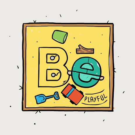 Behance - Be Playful.mov