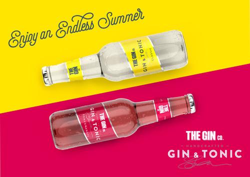 The Gin Co - Gin & Tonic
