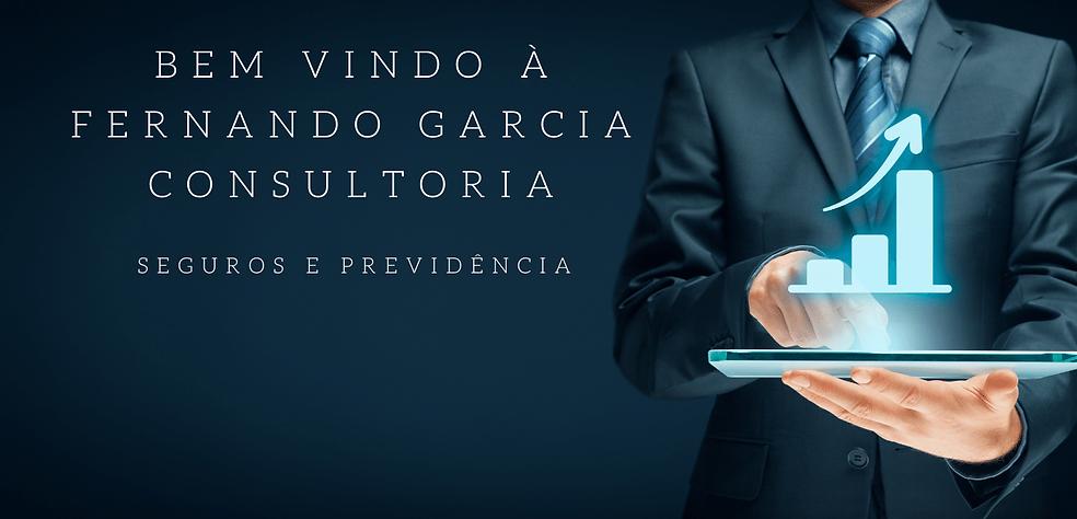 Capa Fernando Garcia Seguros e Previdenc