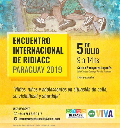 Encuentro Internacional de RIDIACC